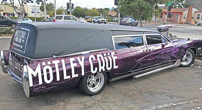 Kargoyle —Hefner, Black Dahlia, Motley Crue part of its history