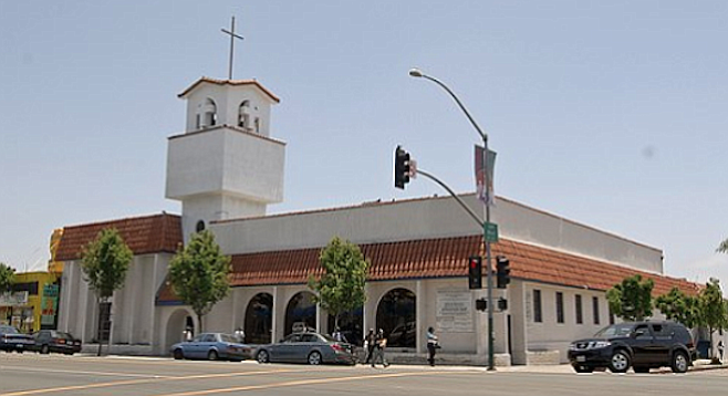 Mid City Church of the Nazarene, 4121 University Avenue