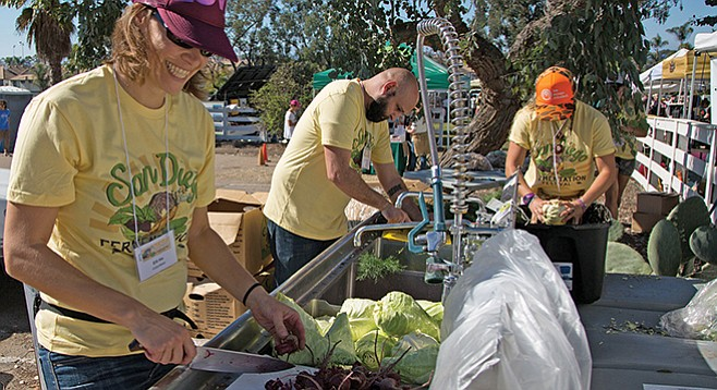 Sunday, February 11: San Diego Fermenters Festival